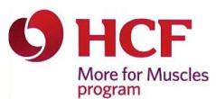 HCF More for Muscles program