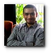 Author Rashid Ahmed